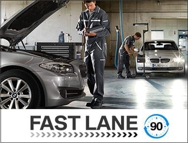 Nuevo Servicio Fast Lane 90