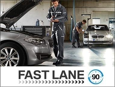 El mejor servicio para tu BMW