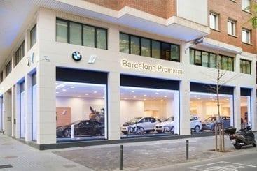 Concesionario BMW Barcelona Premium