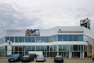 Descubre nuestas instalaciones BMW Barcelona Premium