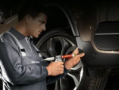 Servicio de venta de piezas originales BMW