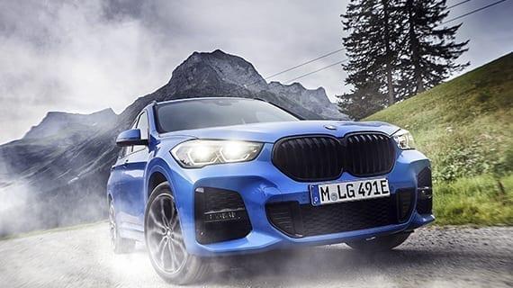 BMW X1 es un SUV premium compacto