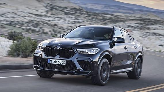 BMW X6, el mejor SUV