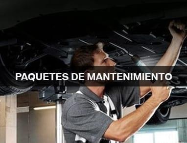 Paquete de mantenimiento para tu BMW