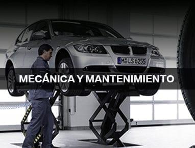 Mecánica y mantenimiento